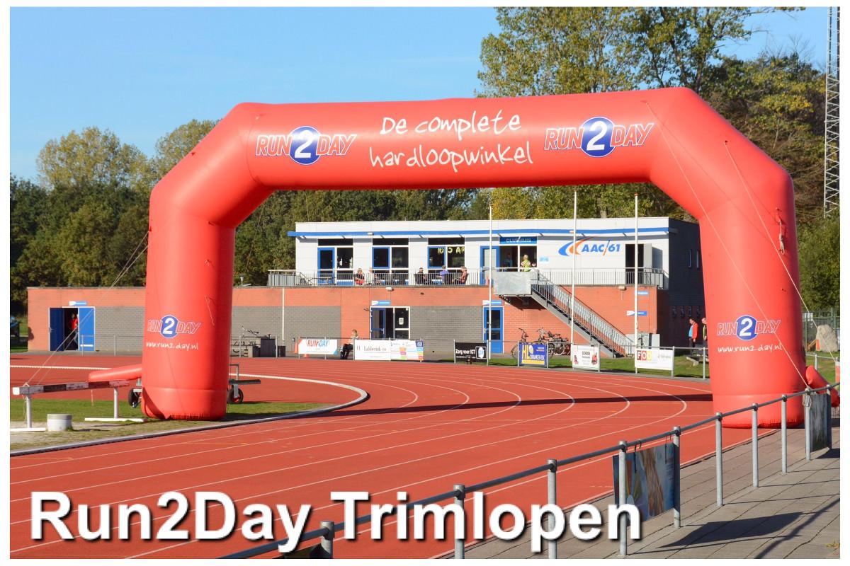 Run2Day Trimloop 14 maart 2020 AFGELAST