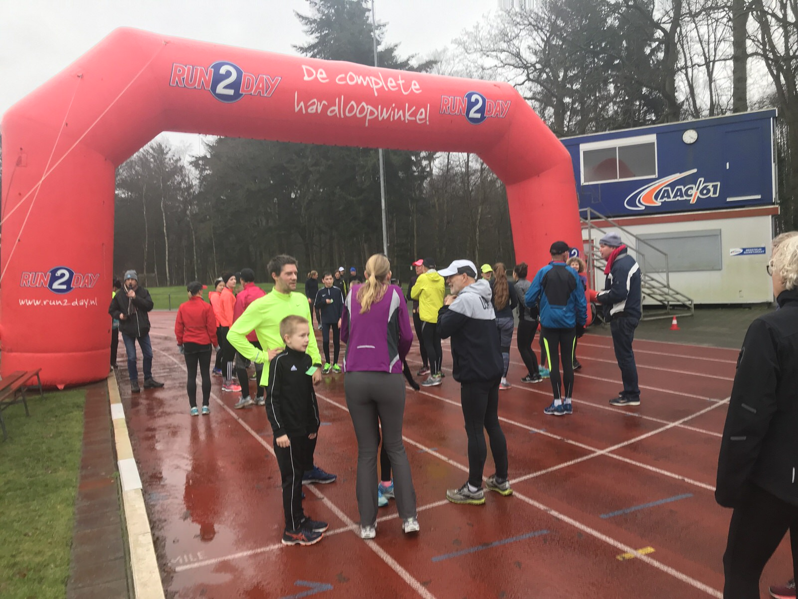 4e Run2Day Trimloop en nieuwjaarsinloop