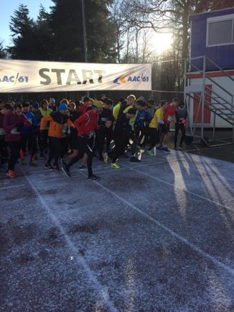 Bosmarathon 2019 - 20 Januari