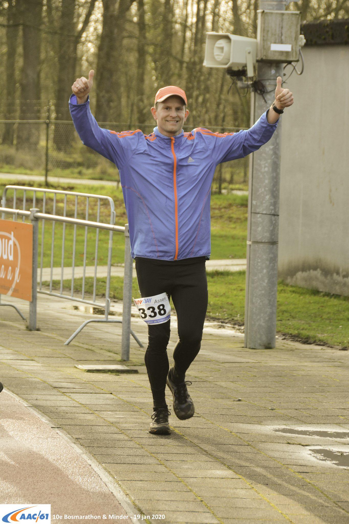 10e Bosmarathon & Minder - Leuke Loopjes