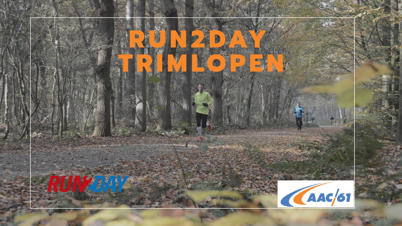 Uitslagen Run2Day Trimloop 8 februari 2020